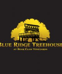 Blue Ridge Treehouse at Bear Claw Vineyards